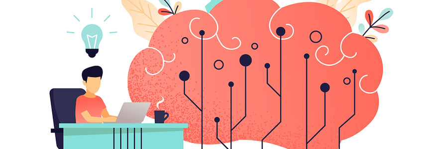 8 formes d'intelligence social et collaboratif.